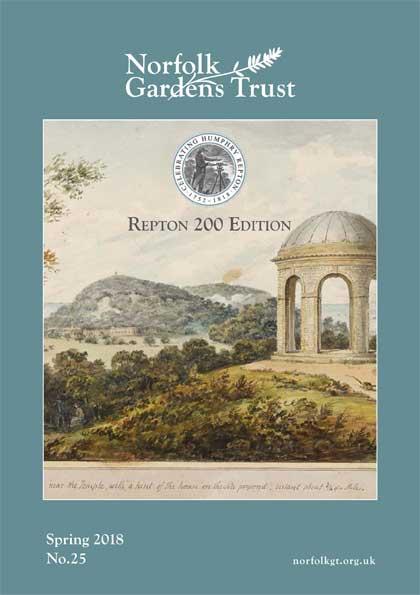 Norfolk Gardens Trust Magazine