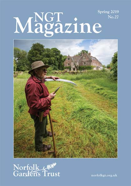 The Magazine, Norfolk Gardens Trust